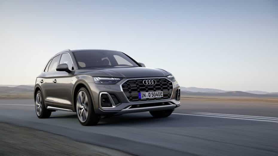 Arranca la comercialización de los Audi Q5 y Q5 Sportback TFSIe: más de 60.000€ por los PHEV
