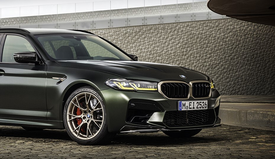 ¿Imaginas la auténtica perfección? Sería algo parecido a este BMW M5 CS Touring