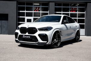 Casi 200 CV extra para una bestia como el BMW X6 M Competition ¡Brutal!