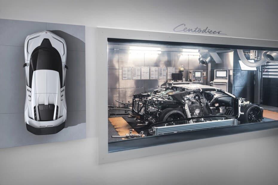 Comienza la fase de pruebas del Bugatti Centodieci: 10 unidades, 8 millones de euros