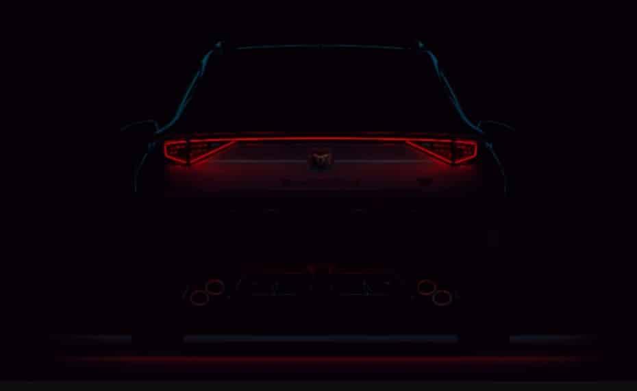CUPRA Formentor VZ5: el motor de 5 cilindros de Audi «a la española»