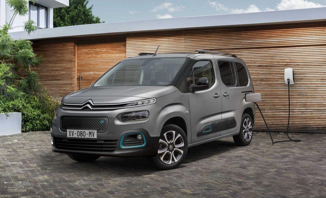 ¡Oficial! Citroën ë-Berlingo 2021: PSA ya ha electrificado toda su gama MPV