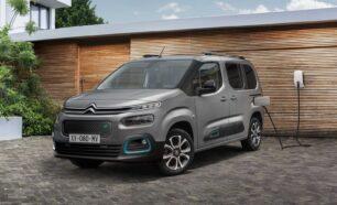 Ya a la venta el Citroën ë-Berlingo: Aquí los precios