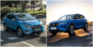 Comparación visual Nissan Qashqai 2021: no le sientan nada mal los cambios