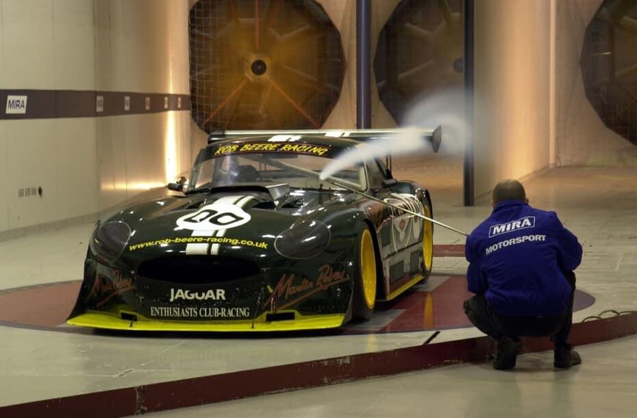 El Jaguar E-Type más rápido del mundo puede ser tuyo