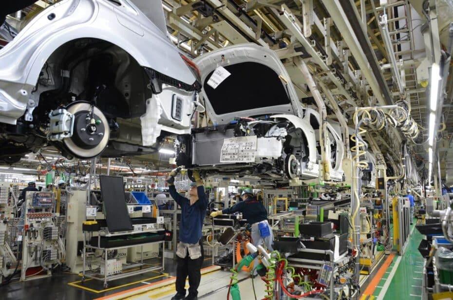 ¡Alucina!, estas son todas las fábricas de Toyota y los modelos que se fabrican en ellas