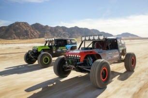 Así es el Bronco 4400, una bestia inspirada en el Bronco R Race Prototype