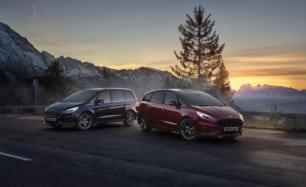 Nuevas imágenes de los Ford S-Max y Galaxy híbridos: ya disponibles en España