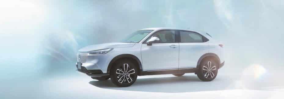 Así es el nuevo Honda HR-V e:HEV 2021: un salto importante pero nos falta información