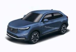 ¿Qué te parece el nuevo Honda HR-V?: este podría ser su aspecto