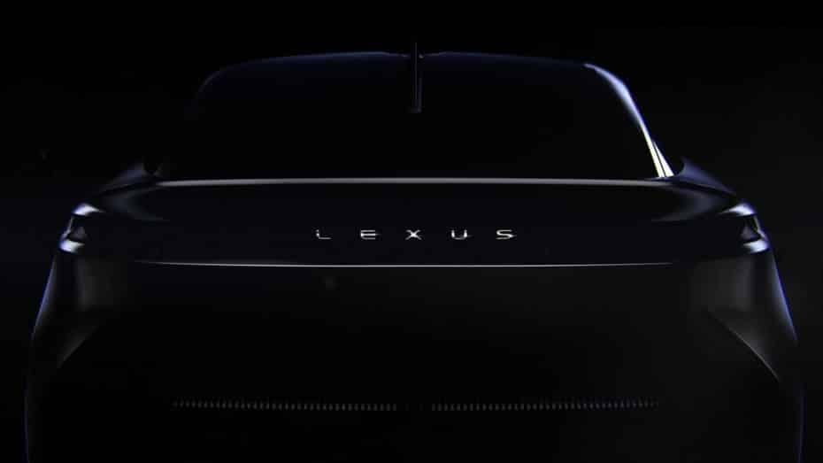 El futuro de Lexus se deja ver en dos nuevos teasers…