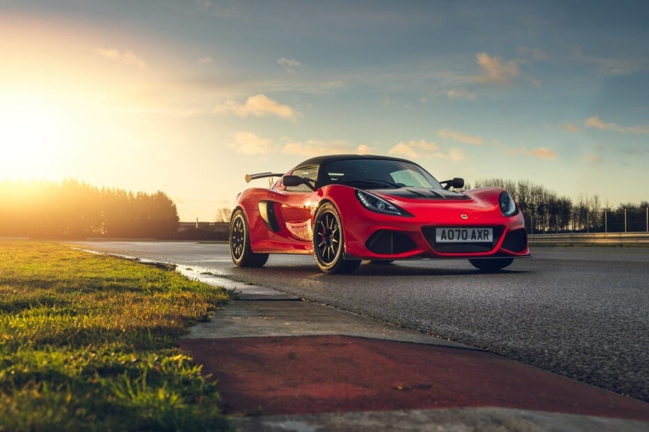 Así son los Lotus Elise y Exige Final Edition: el punto final
