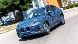 Nuevas imágenes del Maserati Grecale 2022: la respuesta italiana al Porsche Macan