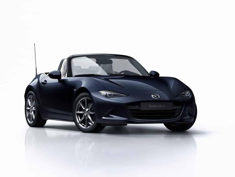 Mazda MX-5 2021: estas son las novedades