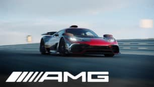 [Vídeo] Así ruge sobre la pista el V6 híbrido con más de 1.000 CV del Mercedes-AMG Project One