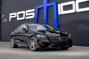 Por 52.000€ puedes elevar la potencia de tu Mercedes-AMG S 63 Coupe a 940 CV ¿Razonable?