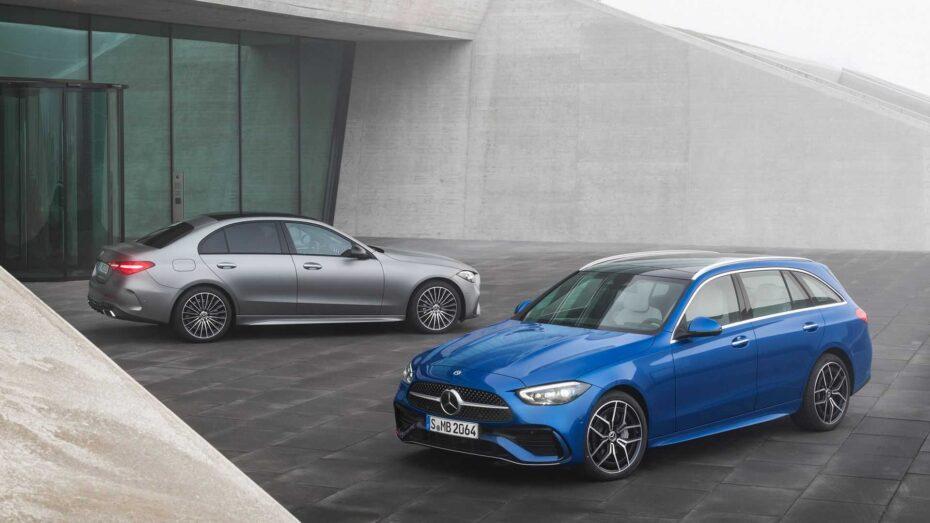 Todos los precios del nuevo Mercedes Clase C para España