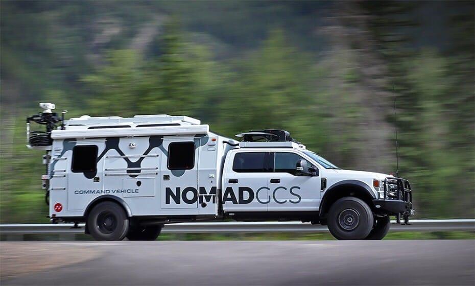 ¿A tu pueblo no llega el WiFi? Con las bestias tácticas de Nomad no tendrías que preocuparte por ello