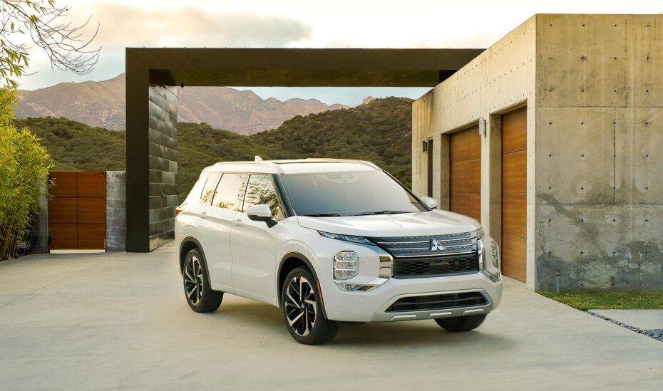 ¿Qué te parece el nuevo Mitsubishi Outlander?