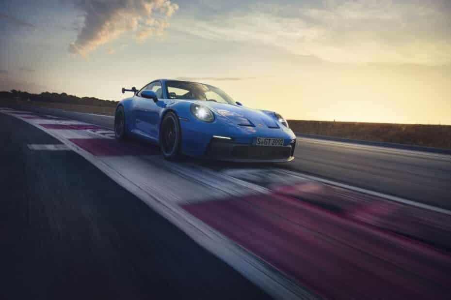 Así es el nuevo Porsche 911 GT3: 510 CV más bestias que nunca