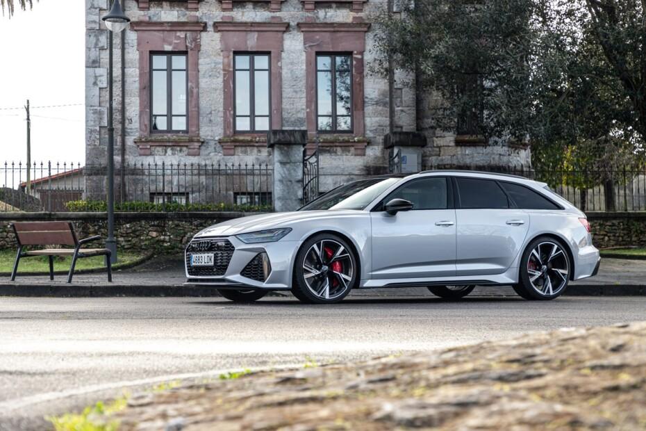 Prueba Audi RS 6 Avant 600 CV: sencillamente, EL FAMILIAR