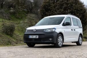 Prueba Volkswagen Caddy 2.0 TDI 102 CV Kombi: Más Golf que nunca