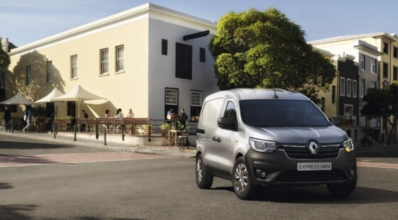 What do you think of the new Renault Express Van ?: It still reminds you of something from Dacia ...
