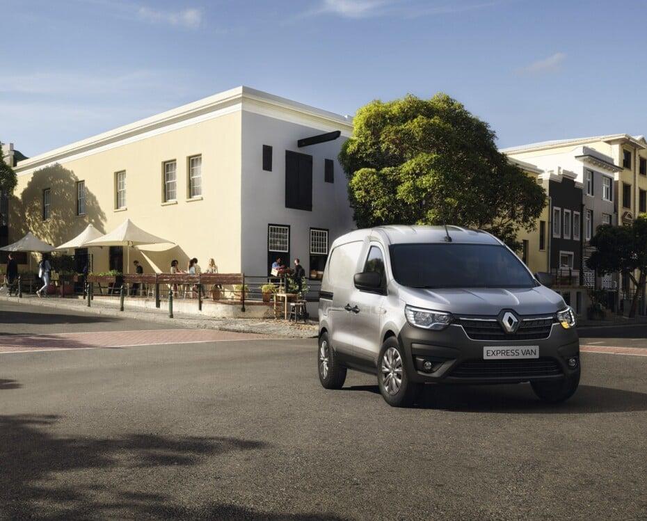 ¿Qué te parece la nueva Renault Express Van?: igual te recuerda a algo de Dacia…