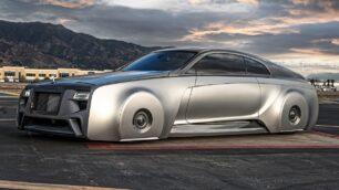 [Vídeo] Este Rolls-Royce Wraith es real y fabricarlo ha llevado tres años: Así fue el proceso