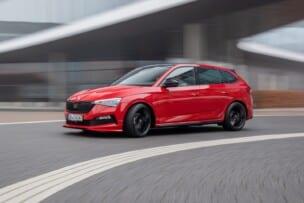 Škoda Scala Edition S: lo más parecido a una versión RS que verás en el modelo