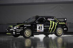 Este Subaru WRX STi tiene un récord mundial a manos de Ken Block y puede ser tuyo