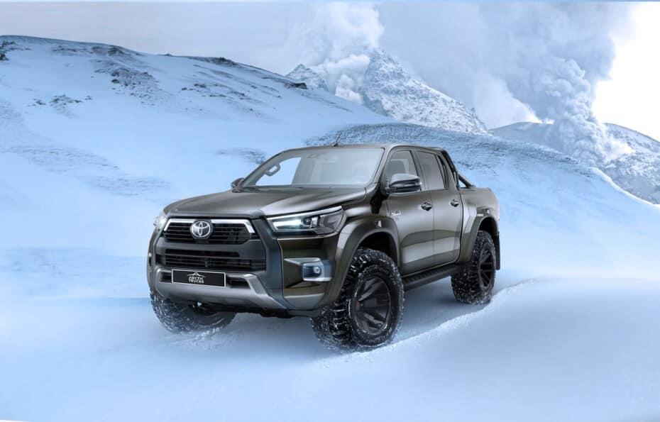 Hilux AT35: lo mejor de Toyota para llegar al fin del mundo