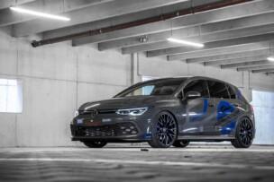 Si buscas un toque picante para el Volkswagen Golf GTE, Urban Motors tiene la solución