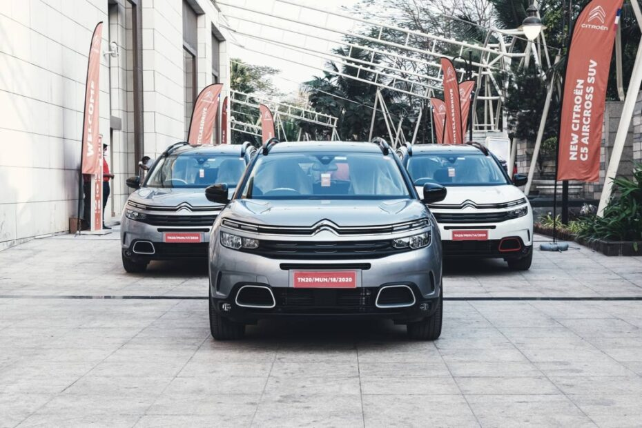 Todo listo para el regreso de Citroën a la India: El próximo 11 de marzo