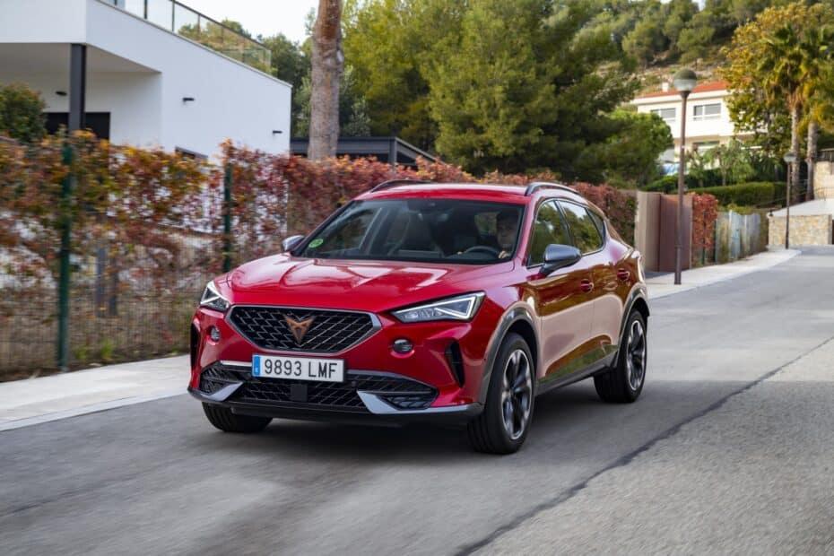 Dossier, los C-SUVs más vendidos en España durante enero: El Cupra Formentor entra con fuerza