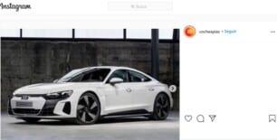 ¡Filtrado! Así es el nuevo Audi e-tron GT...