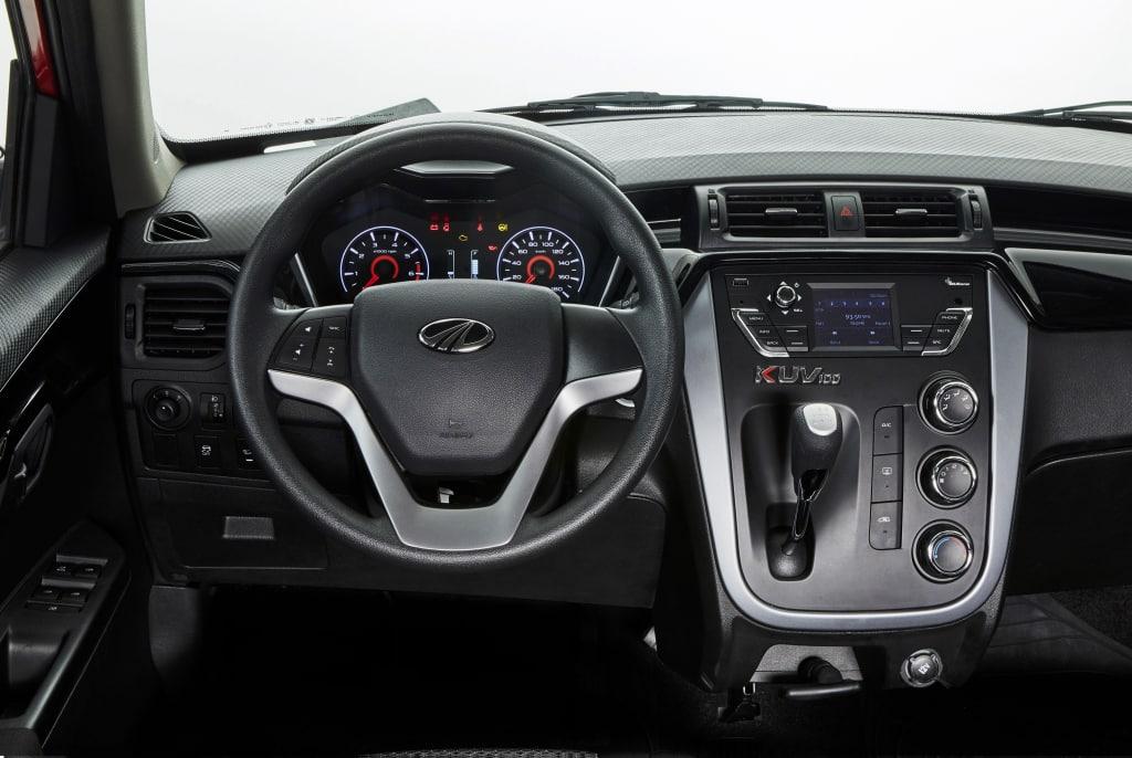 The Mahindra KUV100 is already the cheapest crossover in the Spanish market