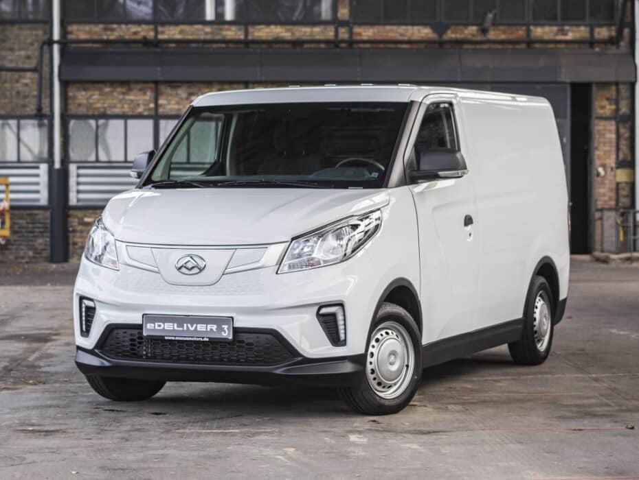 Ya a la venta el Maxus e-Delivery 3: Otro furgón eléctrico -Actualizada-
