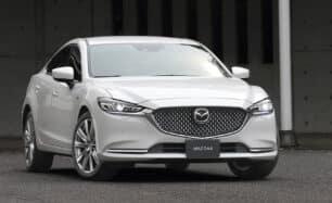 Así es la gama Mazda6 MY2021: Adiós al diésel