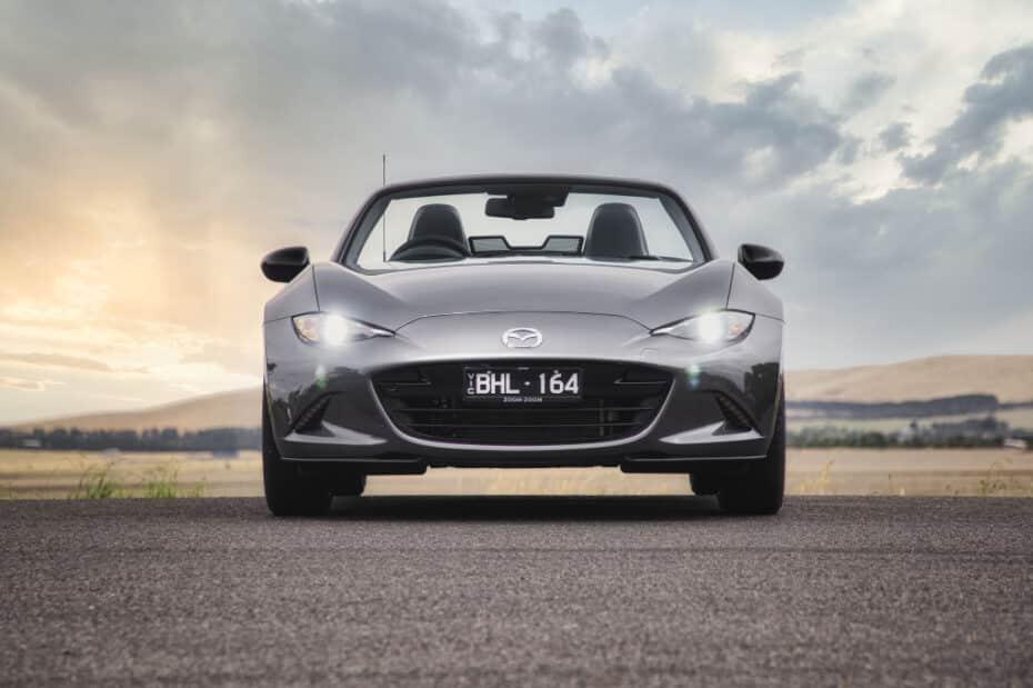 Ya a la venta la gama Mazda MX-5 MY2021