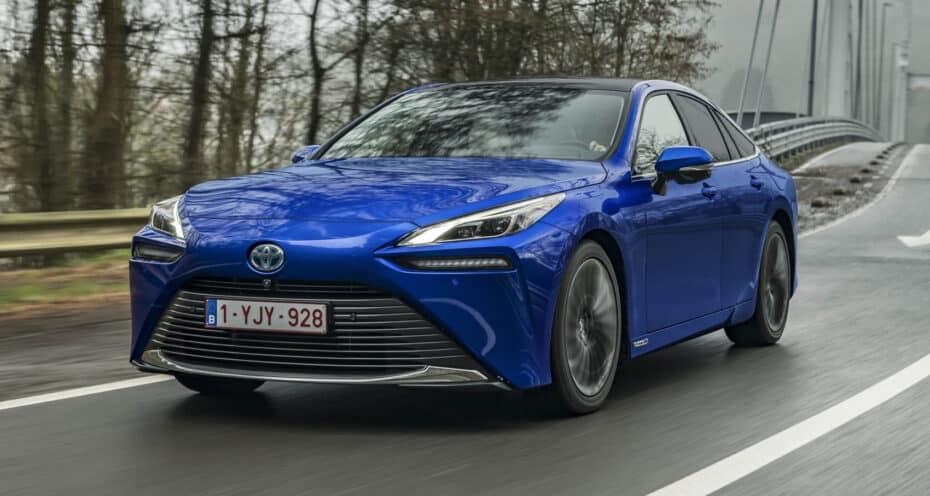 Ya se puede reservar el nuevo Toyota Mirai: Evolución positiva