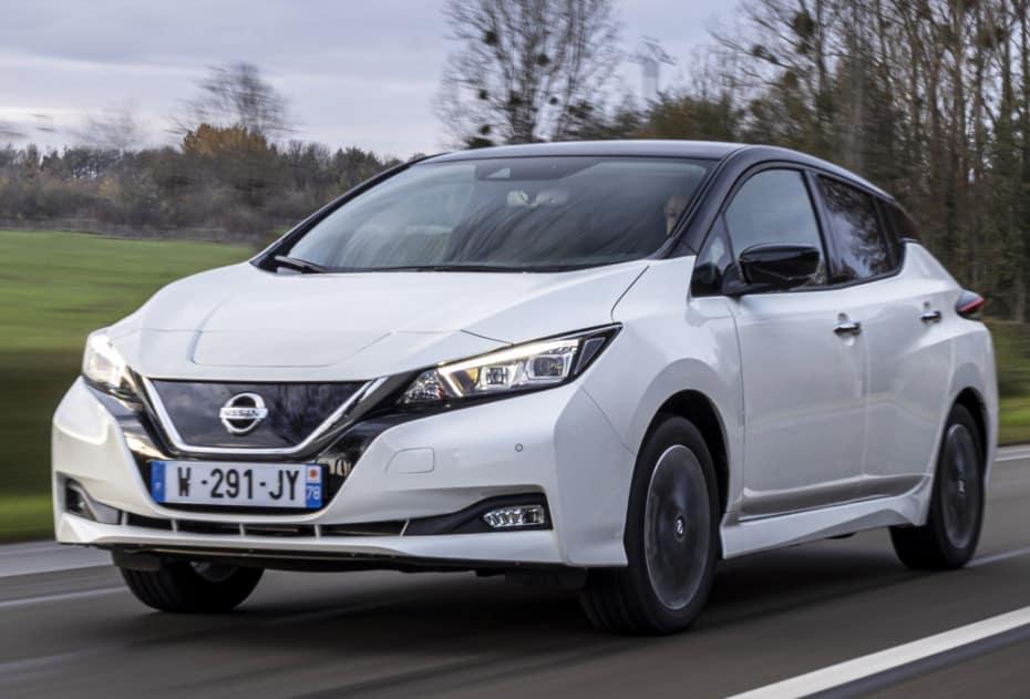 Nuevo Nissan Leaf10: Para celebrar su 10º Aniversario
