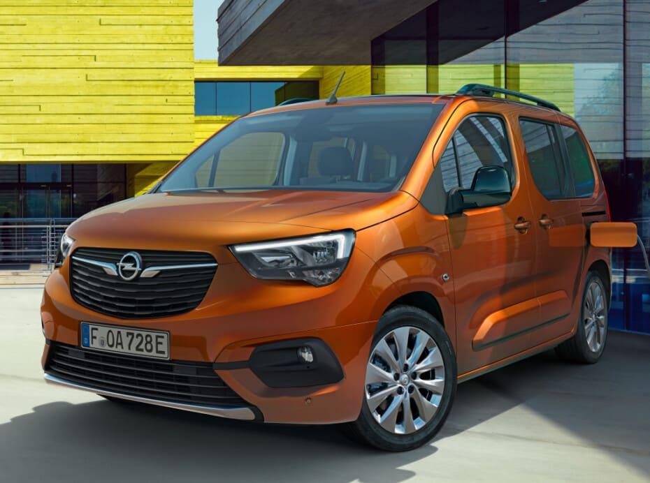 Nuevo Opel Combo-e Life: Con hasta 280 km de autonomía