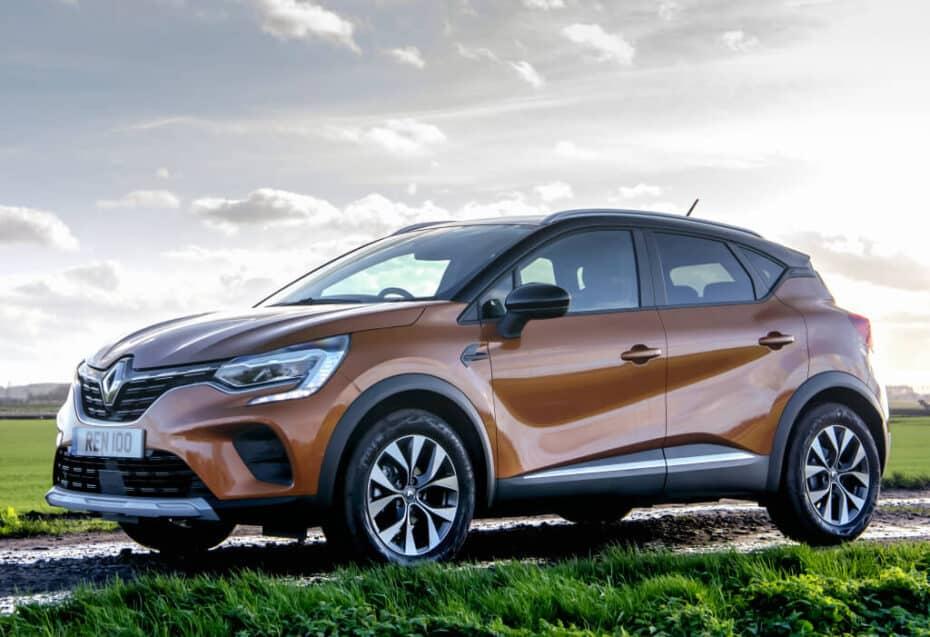España envía los primeros Renault Captur II a Australia