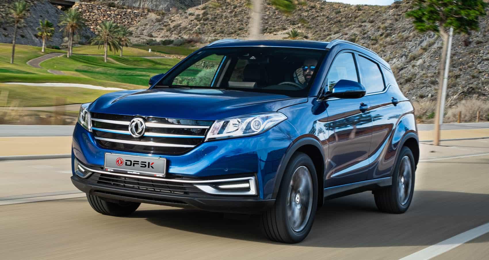 son varios los coches chinos que puedes comprar en España