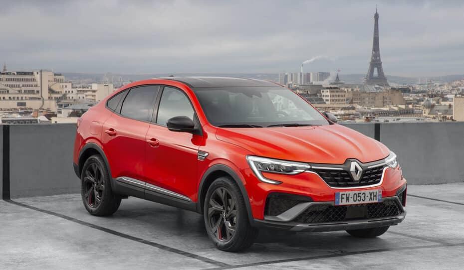 El Renault Arkana ya es un éxito en España