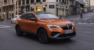 Precios Renault Arkana para España: Algo caro
