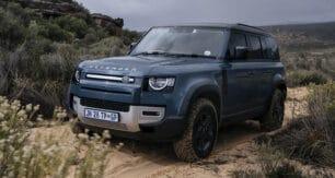 Dossier, los 70 modelos más vendidos en Sudáfrica durante febrero