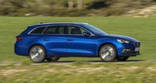 El SEAT León Sportstourer suma la tracción a las cuatro ruedas