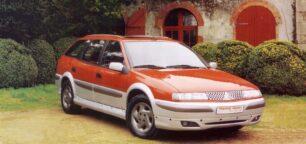 Citroën Xantia Break Buffalo 4x4: un